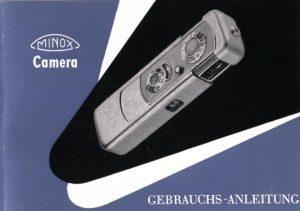 Minox Anleitung Minox Anleitung 8x11
