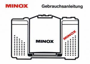 Minox Anleitung Minox Anleitung 35mm